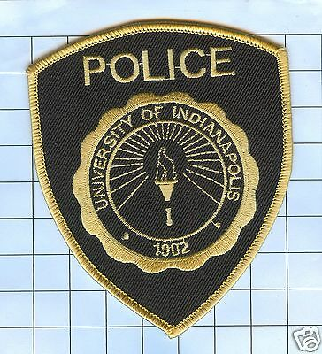 Police Patch  - Indiana - University of Indianapolis