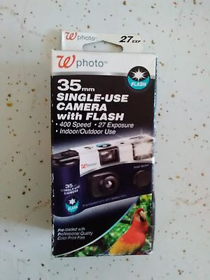 35 mm Single- Use Camera with Flash