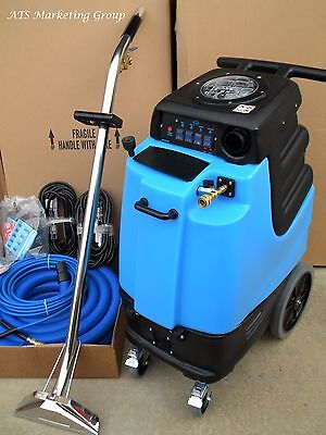 Carpet Cleaning Mytee 1001DX-200 Extractor. Wand Hoses included