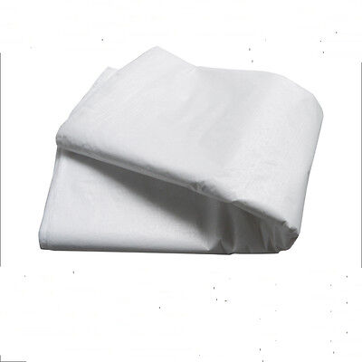 10pcs Disposable White Massage Bed Sheets Flat Table Cover9 Waterproof