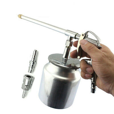 Car Engine Cleaner Duster Blower Water Gun with 0.75 Liter Kettle Air Tool