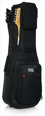 Gator Pro Go G-PG-ELECTRIC X2 Double Gig Bag, 2 Electric Guitars **NEW**