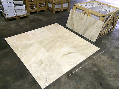 Diana Royal Honed Marble Tiles,  Floor and Wall Tile, 610X610X20MM 22M2 PALLET