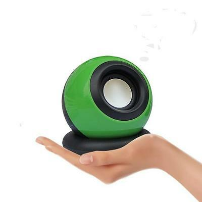 Portable USB Powered 2.0 Wired Desktop Speaker for Computer PC Laptop Notebook