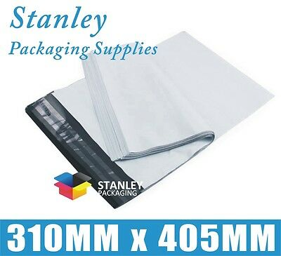 Courier Bag #03 310x405mm - Poly Mailer Plastic Mailing Satchel Bags 310mm x 405