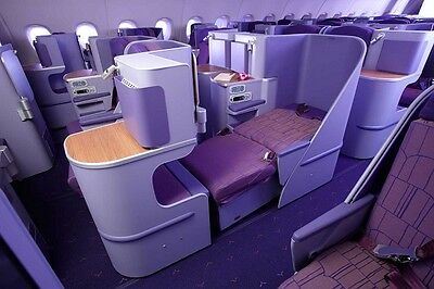 Business class flights Australia to most major hub cities