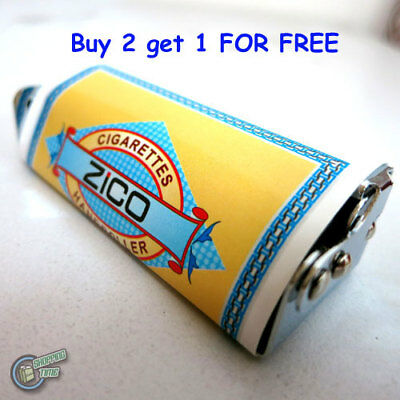 ZICO Cigarette Tobacco Size  Handroller Hand Roller Rolling Machine GO