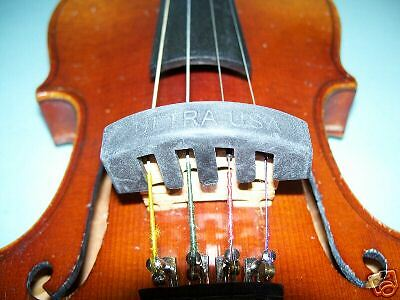 Old violin Shop Parts; new 4/4 Violin ultra mute, rare price VWWS USA