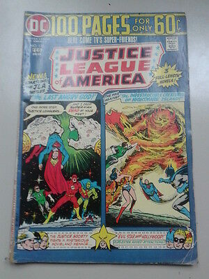 JUSTICE LEAGUE OF AMERICA # 115 (DC, 1975) – 100 pages