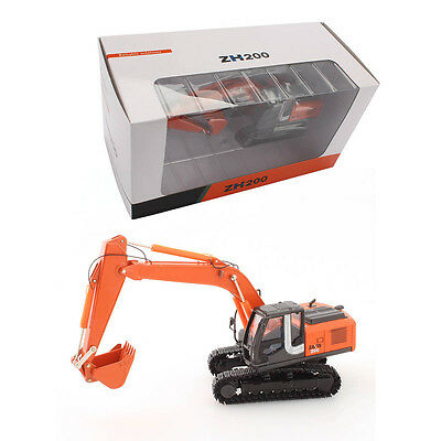 1/40 ZAXIS 200 HITACHI Diecast Excavator Model Collections Construction Vehicles