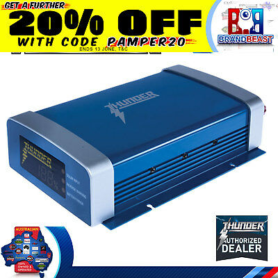 Thunder 20A Dc To Dc Mppt 300W Smart Battery Charger Solar Tdr02010 Dual Battery
