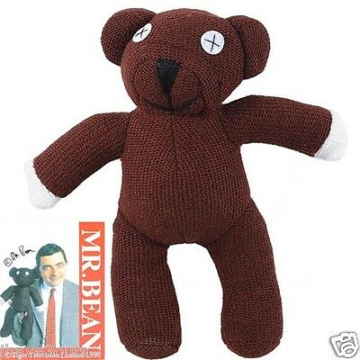 Mr Bean Cute Collectors Teddy Bear TV Show Toy Collectable Soft Doll Large 36cm