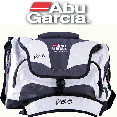 Abu Garcia Revo Fishing Tackle Bag Storage in the LARGE size with Boxes