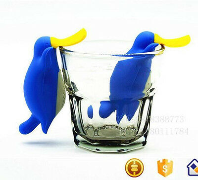 New Platypus for Herbal Weight Loss Tea Loose Leaf Strainer Tea Infuser Happy