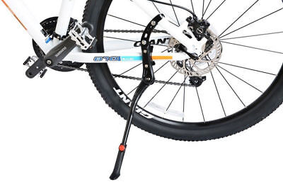 Heavy Duty Adjustable MTB Bicycle Bike Cycle Prop Side Rear 24''-29'' Kick Stand