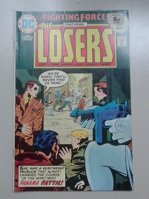 The Losers # 157 (Dc, 1975)