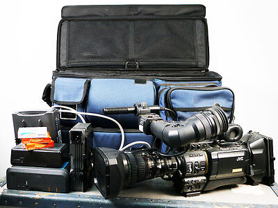 JVC GY-HD200 Camcorder package HDV