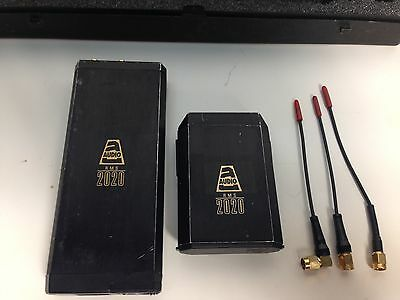 Audio Limited Rms2020 True Diversity Wireless Transmission System Audio Son