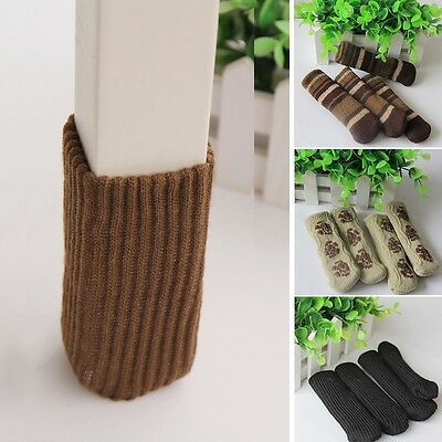 New Chair Leg Protector Cover Table Feet Socks Mat Furniture Anti-Scratch Pads