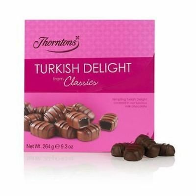 Thorntons Classics Turkish Delight (256g)