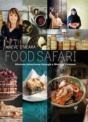 NEW Food Safari By Maeve O'Meara Paperback Free Shipping