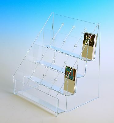 Bookmark Displays | Book Mark Rack |  Business Card Multi-Pocket Display
