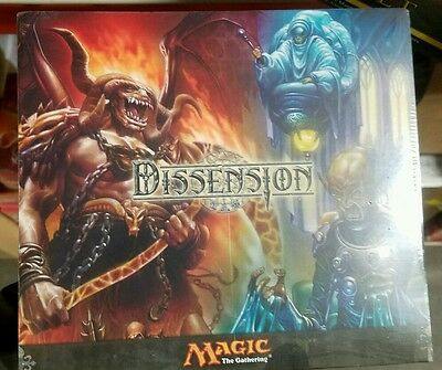 MTG Dissension  Magic The Gathering Sealed Fat Pack Booster packs +