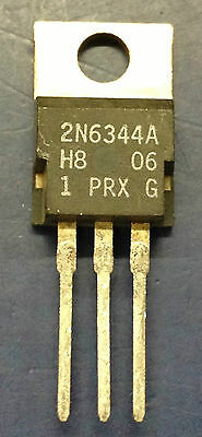 2N6344A 12A Silicon Triac 600V TO-220AB