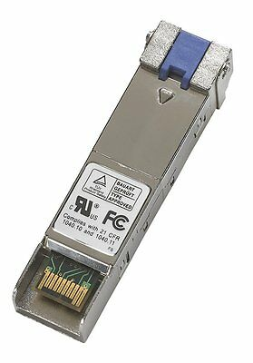NETGEAR ProSAFE Fiber 1000BASE-LX connect over 10KmSFP GBIC Module  (AGM732F)