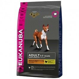 Eukanuba Chien Adult Grande Race 3 kg