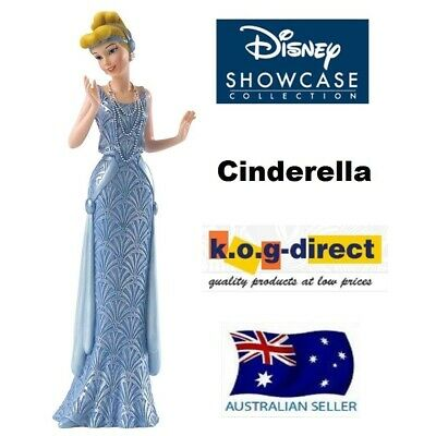 Disney Showcase Collection Cinderella Figurine Couture De Force