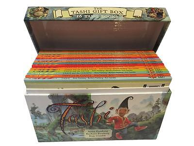 NEW The Tashi Gift Box By Anna Fienberg Hardcover Free Shipping