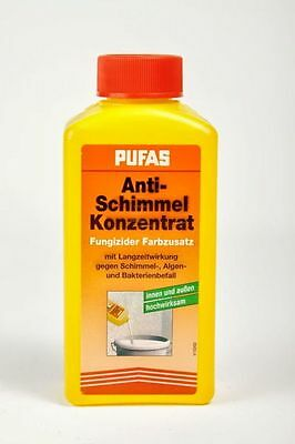 Pufas Anti Mold concentrate 250ml Mold extra fungicidal Color additive
