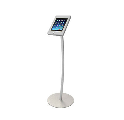 Ipad Stand Tablet Display Information Kiosk Standing Podium Lectern Reception