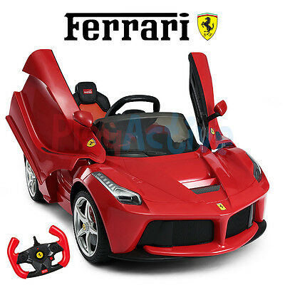 Ferrari Laferrari 12V Kids Ride On Car / Cars Officially Licensed Remote Control