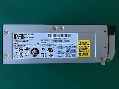 HP ProLiant Hot Swap 1300W Power Supply  406421-001 HSTNS-PA01  337867-501