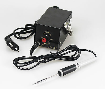 adjustable Soldering station 100-450° + Micro iron Ideal for SMD