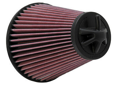 K&N Air Filter Element E-2435 (Performance Replacement Panel Air Filter)