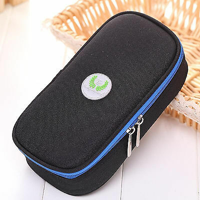 Portable Diabetic Insulin Ice Pack Cooler Bags Protector Case Supply Injector