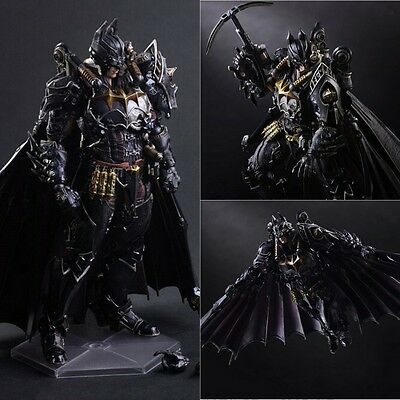 "New Comics Play Arts Kai Variant Timeless Steampunk Batman 11"" Action Figure Toy"