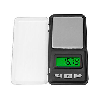500g x 0.01g Mini Pocket Digital Diamond Jewelry Gold Gram Balance Weight Scale