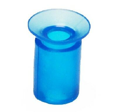 Blue Micro Suction Cup - 25 pack #104-B