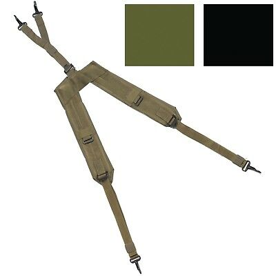 LC-1 Y Style Military Mil-Spec Suspenders