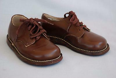VTG New Old Stock Markell TARSO Othopedic Shoes Brown Model 4730 Size 6D