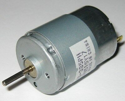 Mabuchi RS-385PH Motor - Knurled Shaft - 12V DC - 5500 RPM  Cruise Control Motor