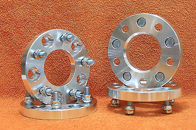 4 Distanziali Wheel Spacers 20mm o 25mm  5x127  5x5 JEEP Grand Cherokee 2WD 4WD
