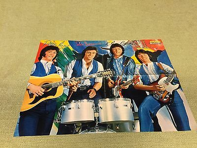 Damnation Alley & Buster the English Band Bravo Poster FREE US SHIPPING