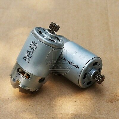 7.2V - 18V ( 12 Teeth, Gear Od 9.9Mm ) Charge Drill Motor For Bosch - Select