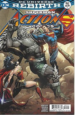 Action Comics #962 Variant First Print