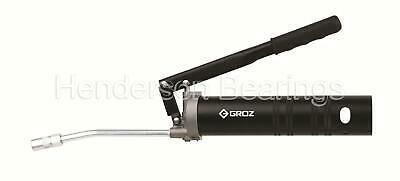 Spin On Lever Grease Gun 10000PSI (G49RB) GROZ